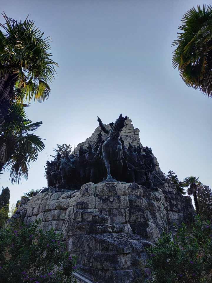 Monumento ai Caduti di Castelfidardo