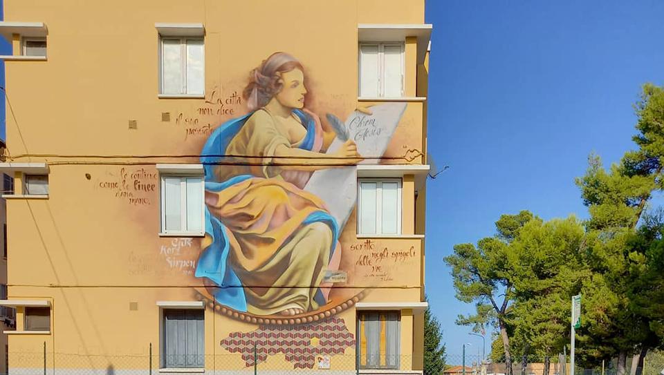 Murales Chromaesis San Giovanni